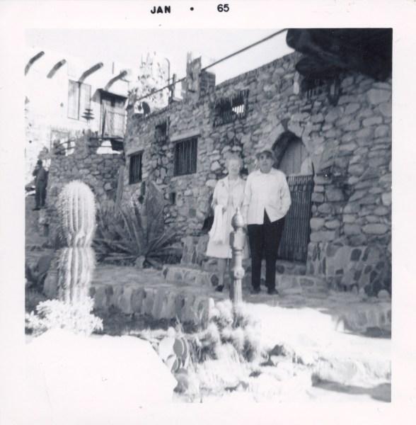 Mary and John Costello