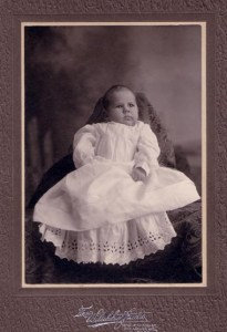 Orval Maffit-6 months, 1910