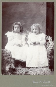 HUBAND, Blanche & Montice, about 1899