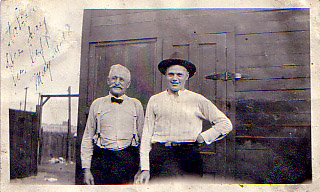 John Baptiste & John A. Jerrain, May 31, 1918