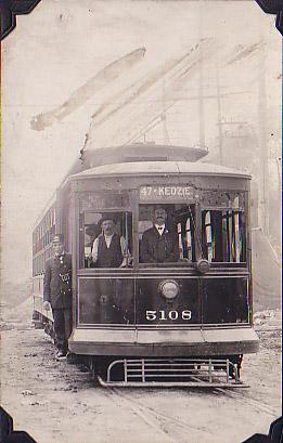 Seth Maffit, Chicago, 1909