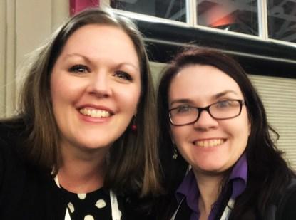 Amberly & Melanie McComb
