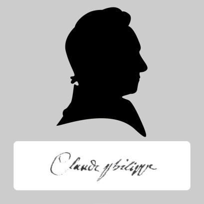 Claude Philippe signature silhouette
