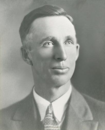SKEEN, Joseph, portrait enhanced using Remini