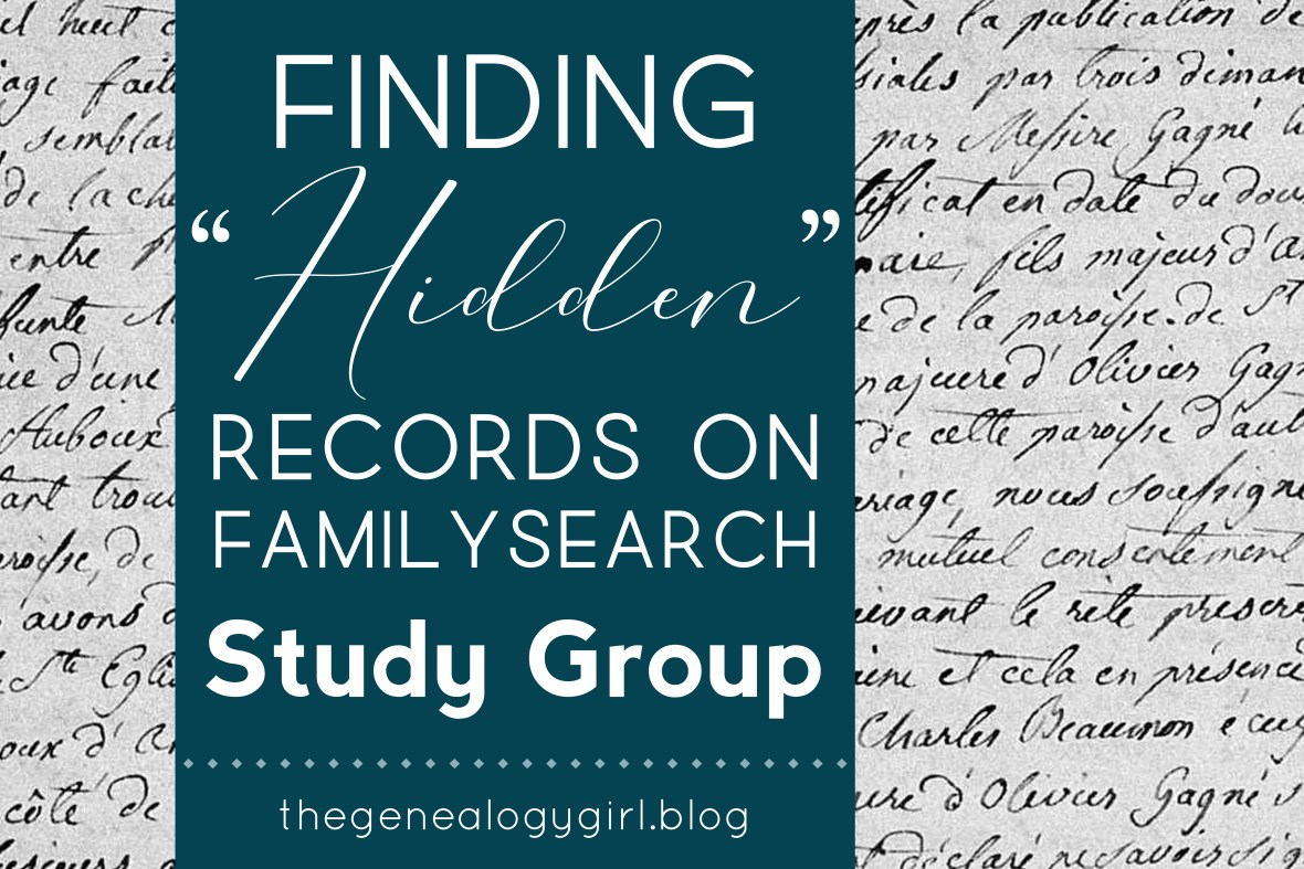gg, Finding Hidden Records study group, wide