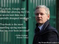 Julian Assange on social media and the CIA