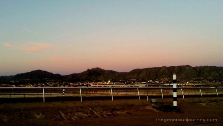 El Paso Sunset © Paul H. Byerly
