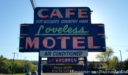 Loveless Cafe © Paul H. Byerly