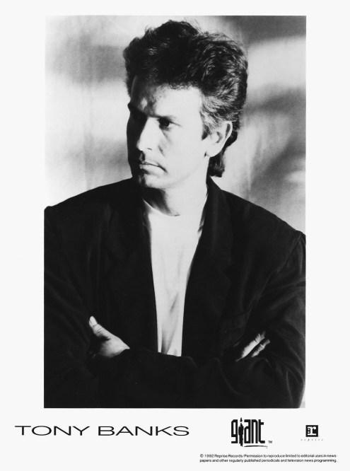 Album Tony Banks The Genesis Archive