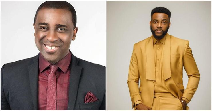 Drama As Frank Edoho Reacts On Replacing Ebuka As BBNaija Host