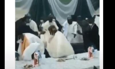 FFK Mocks Tinubu The Jagaban As He Stumbles At An Event, Nigerians React [VIDEO]