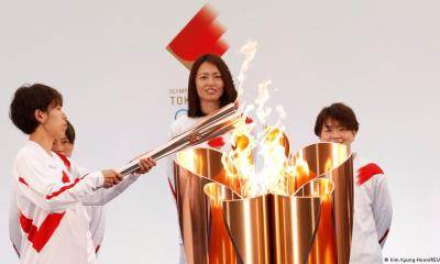 HAPPENING NOW!!! Japan's Osaka Cancels Olympic Torch Run Amidst Covid-19 Surg