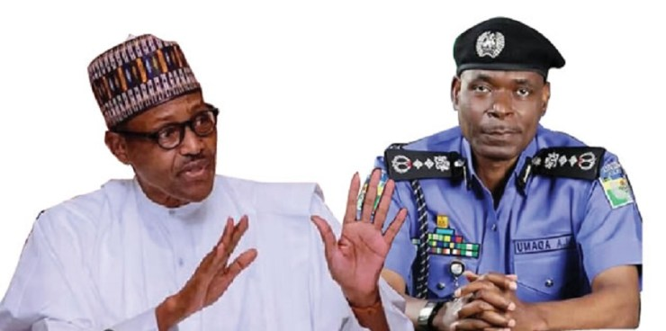Reason Why Buhari Terminated IGP Adamu's 3-Month Extension - FG Reveals