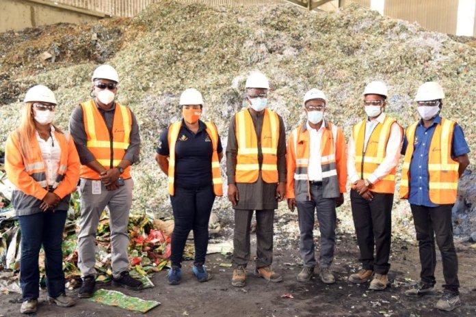 Geocycle LAFARGE Africa Says LAWMA Is Highly Organised
