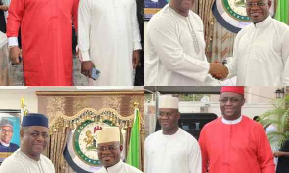 Nigeria Needs Strong & Decisive Leadership Like Yahaya Bello As President In 2023 - Fani Kayode