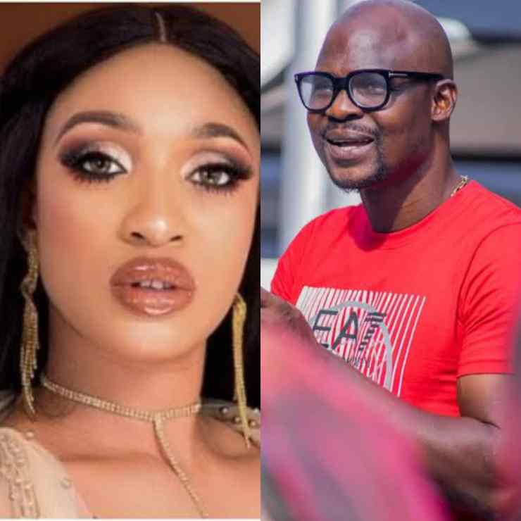 CELEBRITY RAPIST: Tonto Dikeh Reacts To Baba Ijesha's Arrest For Allegedly Defiling A Minor For 7 Years