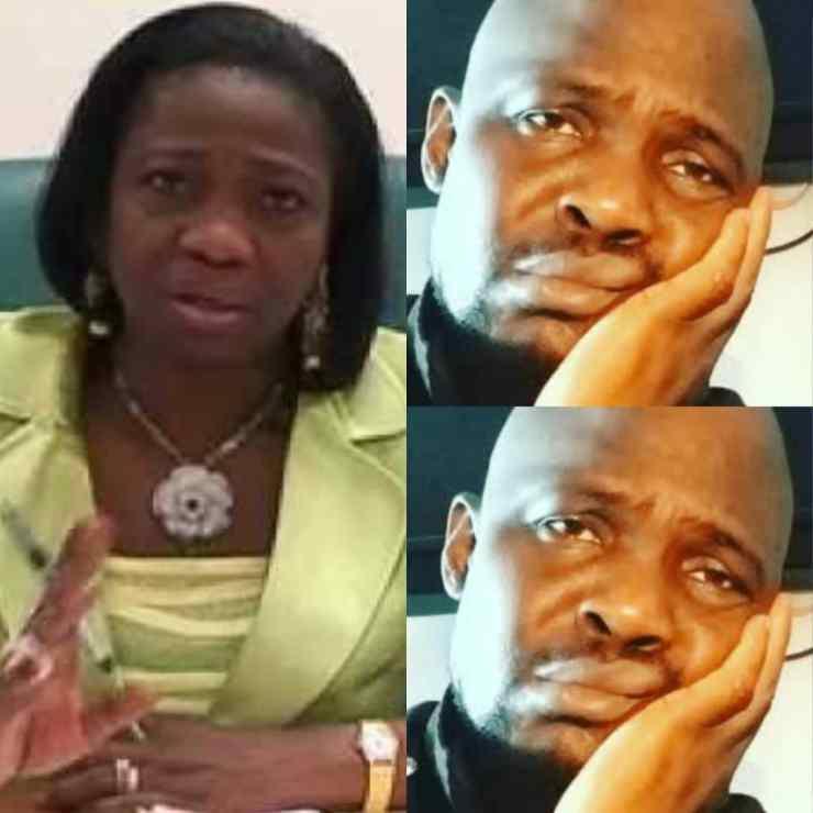 PEDOPHILE: Abike Dabiri-Erewa Describes Baba Ijesha As Despicable Actor