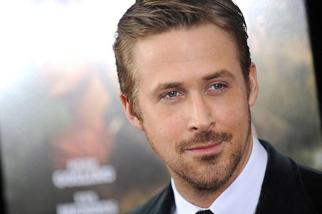 Volto triangolo inverso - Ryan Gosling