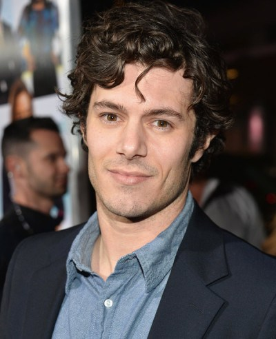 adam brody curly hairstyle