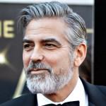 Barba di George Clooney