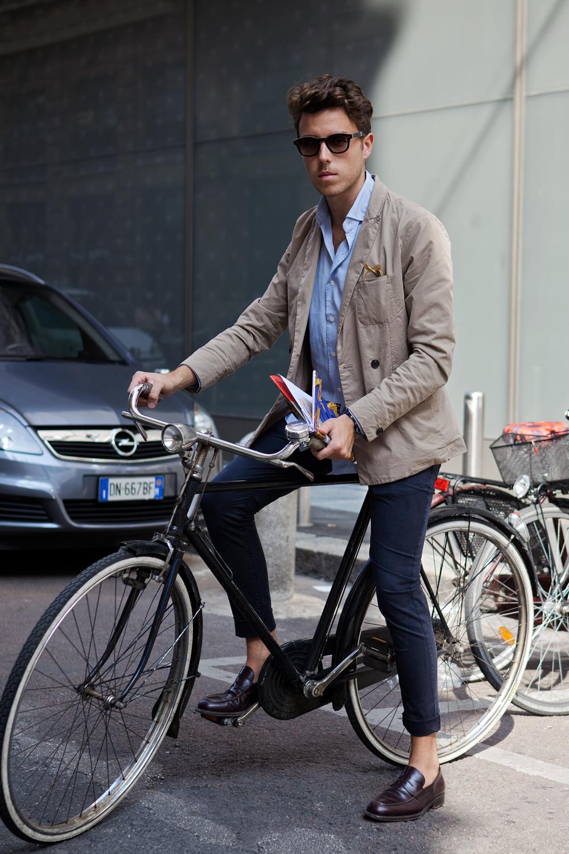Scegliere la misura della bicicletta in base all'altezza