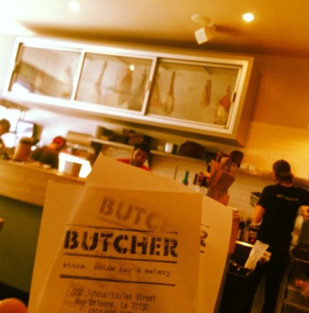 Cochon Butcher, a butcher shop, a sandwich counter and a wine bar inspired by old-world meat markets.