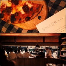 Memories of a meal just after Upland NYC opened revolve around the 'Nduja Pizza.