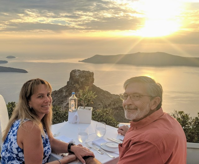 Greece Itinerary Santorini
