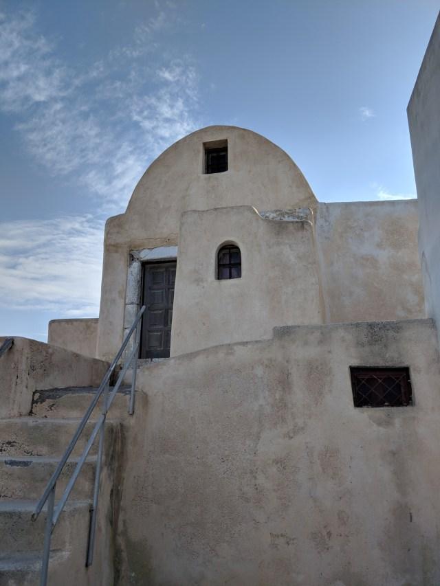 Greek Itinerary, Santorini