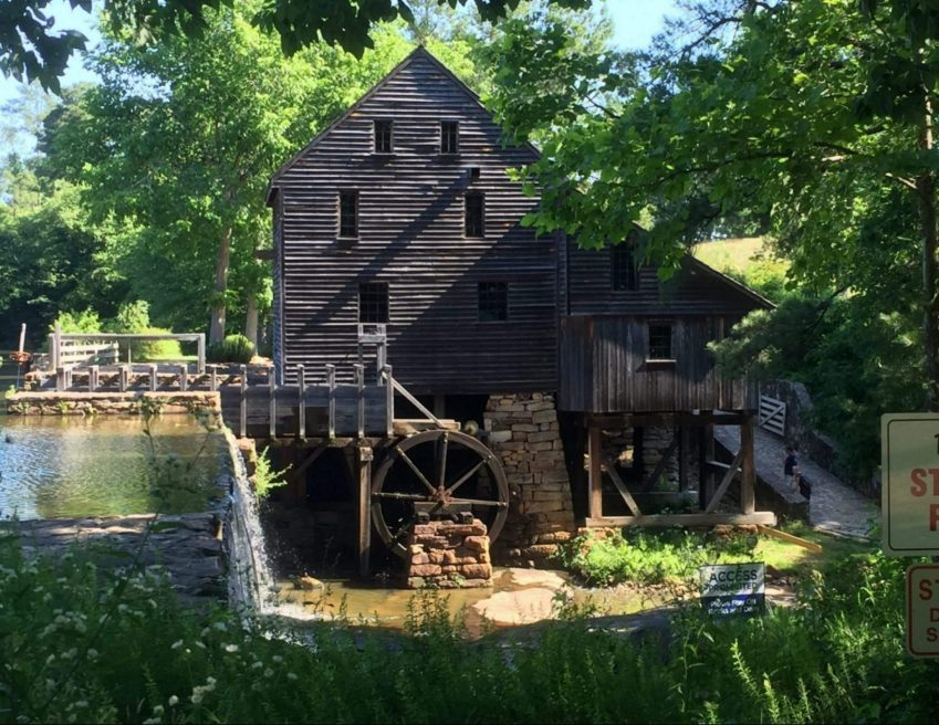 Yates Mill, Raleigh, North Carolina