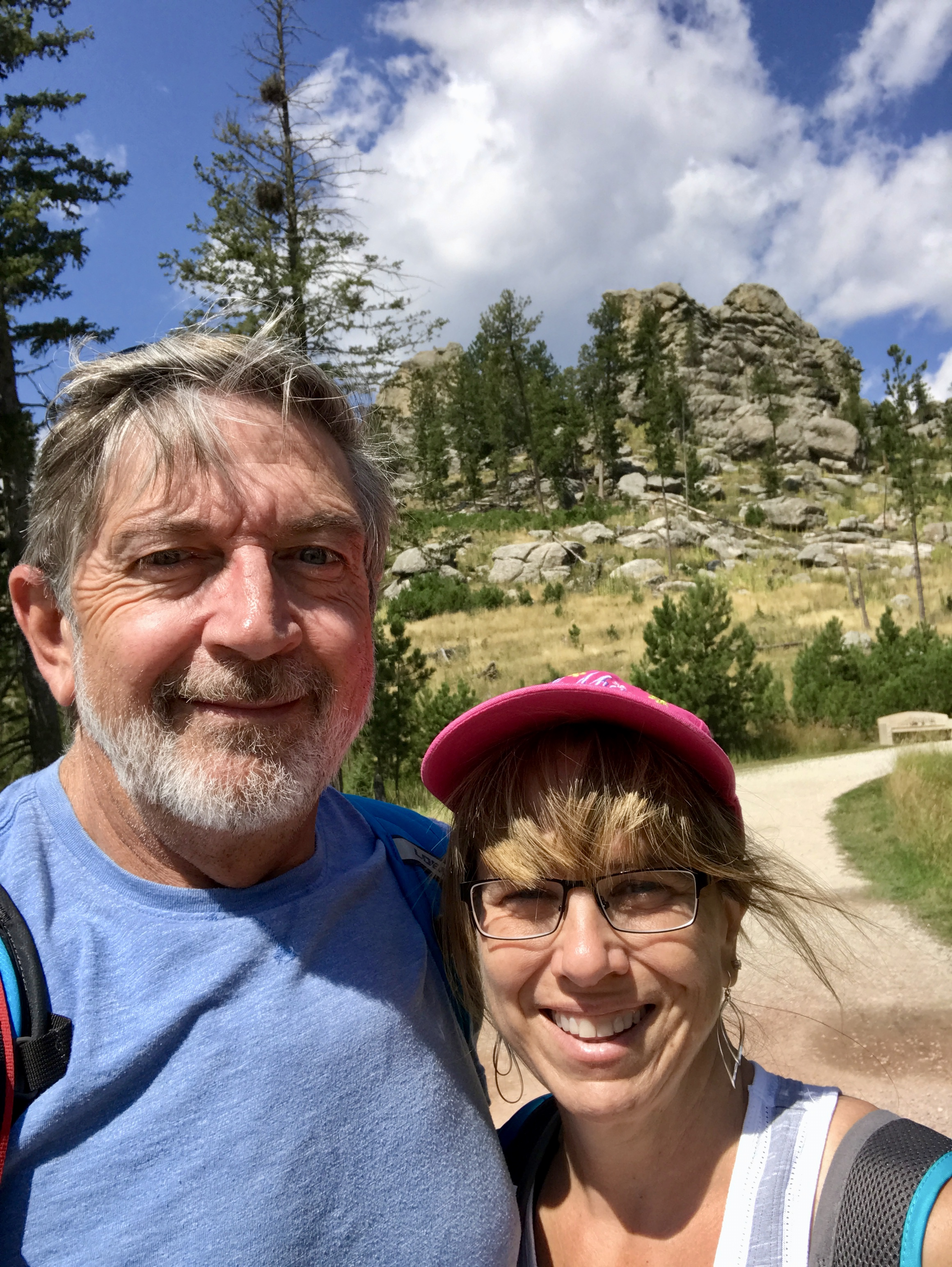 Ready for Black Hills Hiking Trip