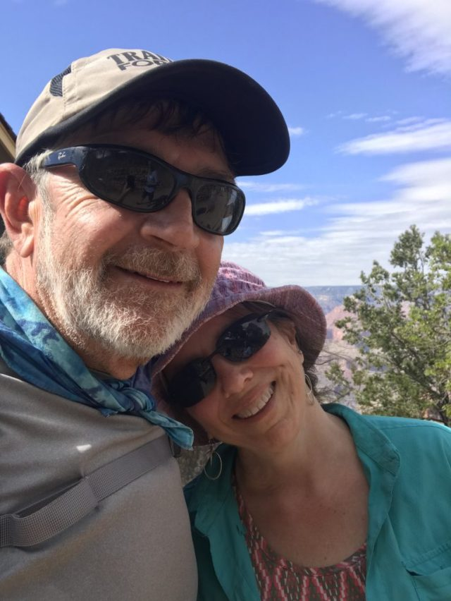 End of Bright Angel Trail