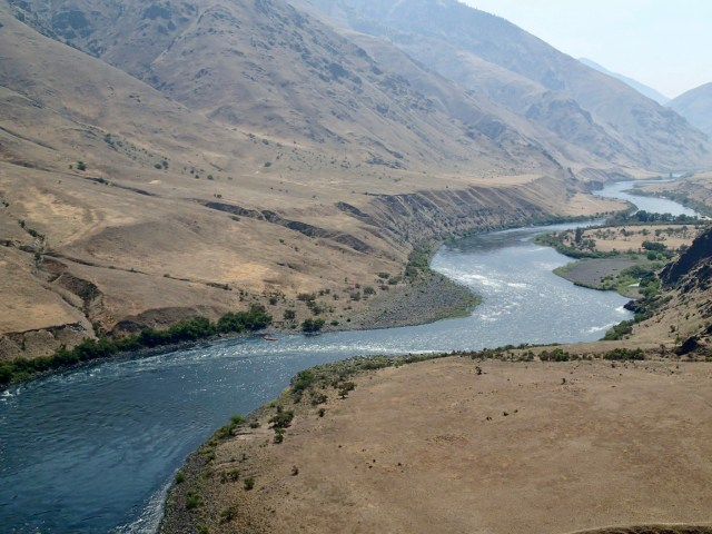Suicide Point in Hells Canyon