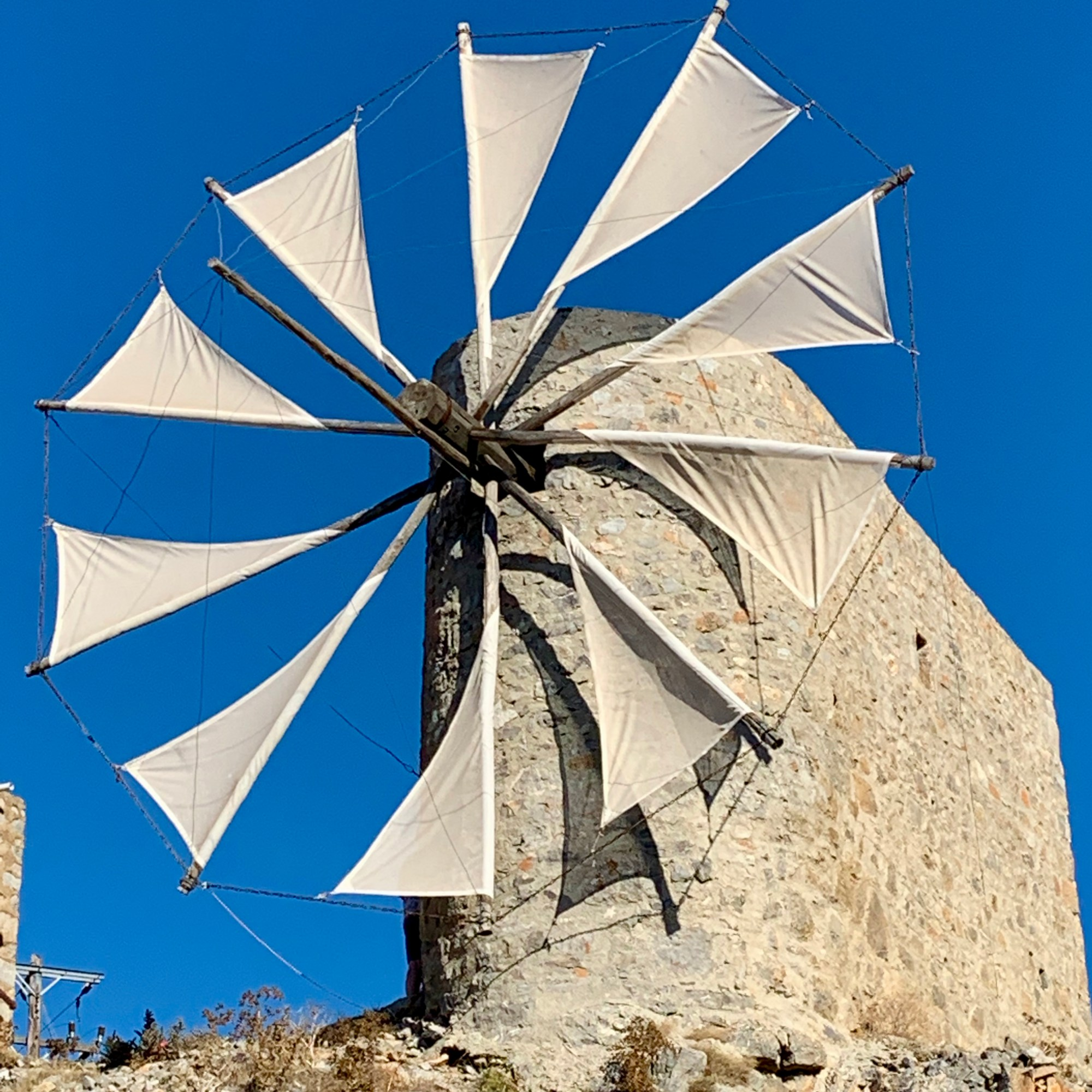Windmills of Lasithi