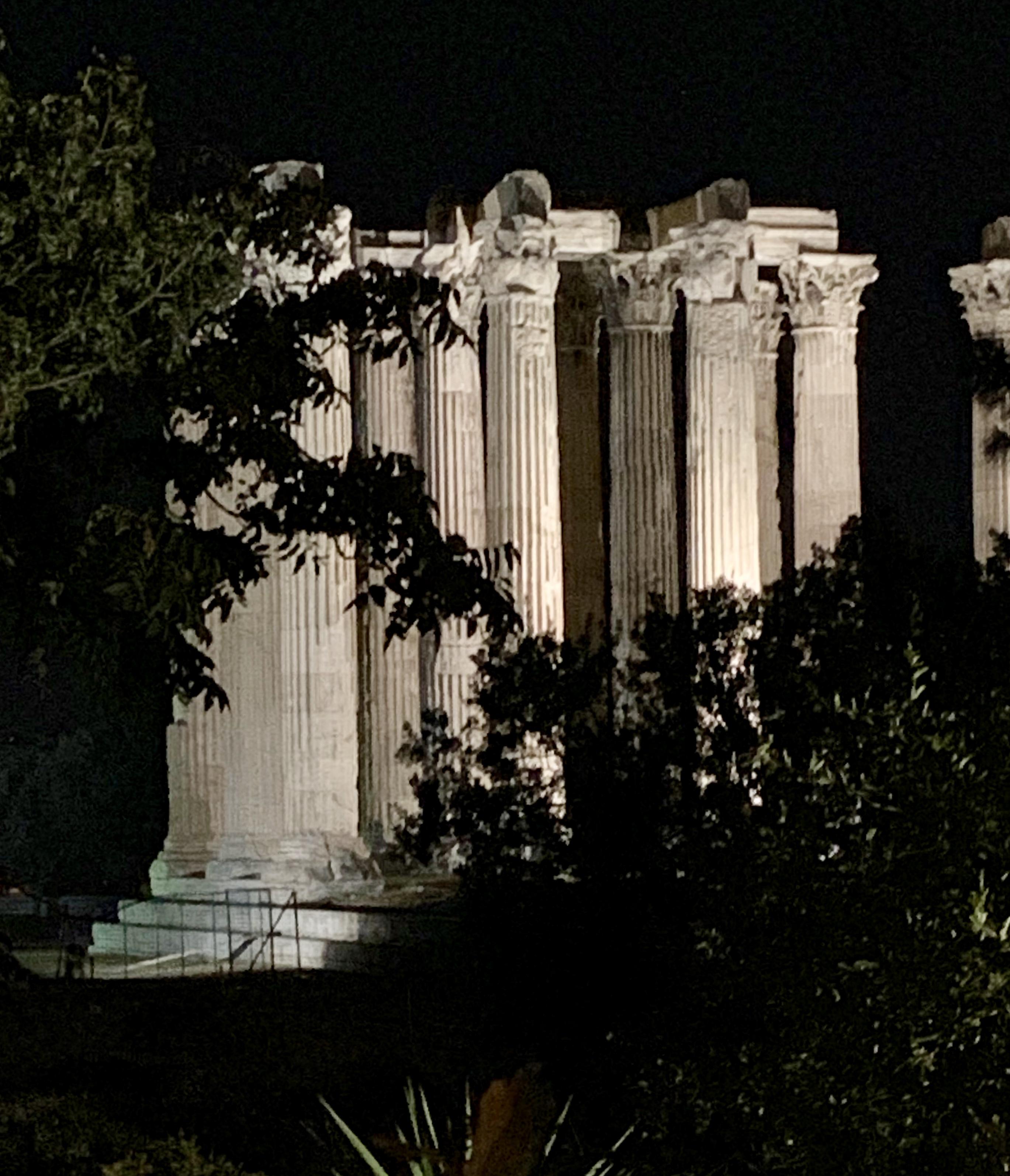 Olympian Temple of Zeus