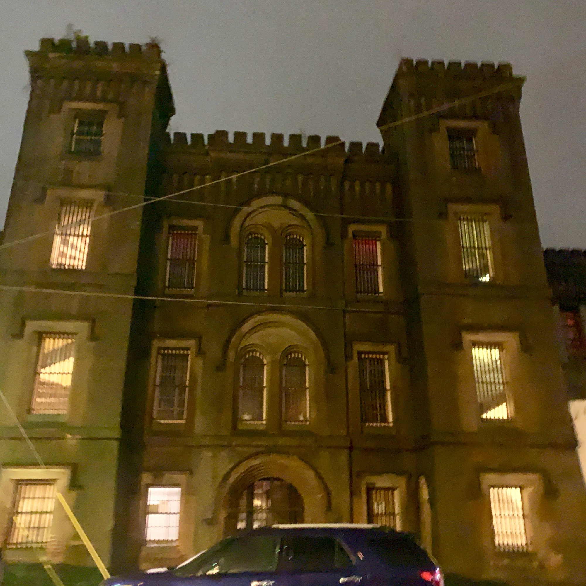 Haunted Jail Charleston