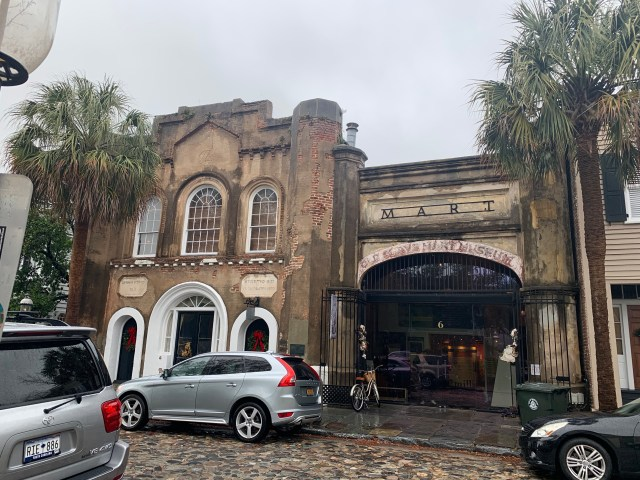 Provost Dungeon Charleston and Slave Mart museums