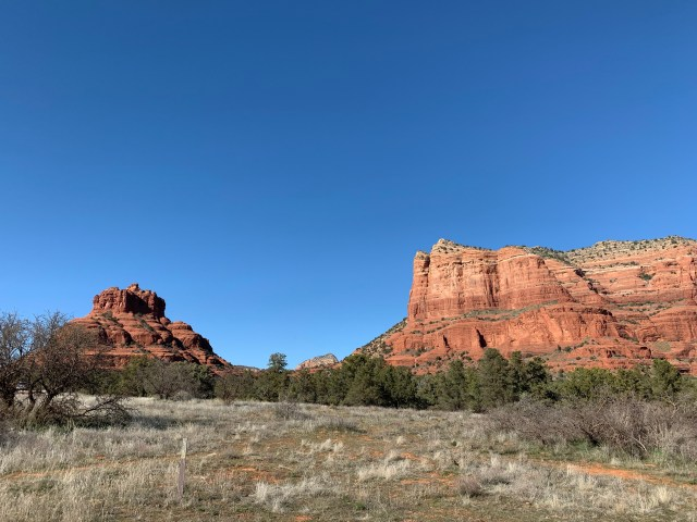 Bell Rock Courthouse Butte