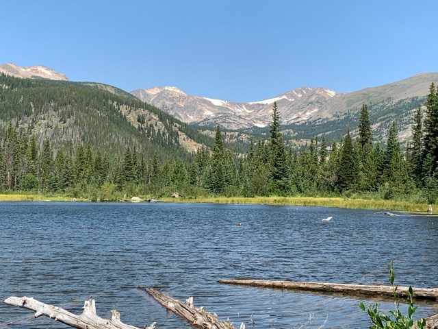 Lost Lake Trail Nederland Colorado