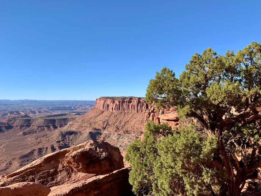 Grand View Trail Canyonlands