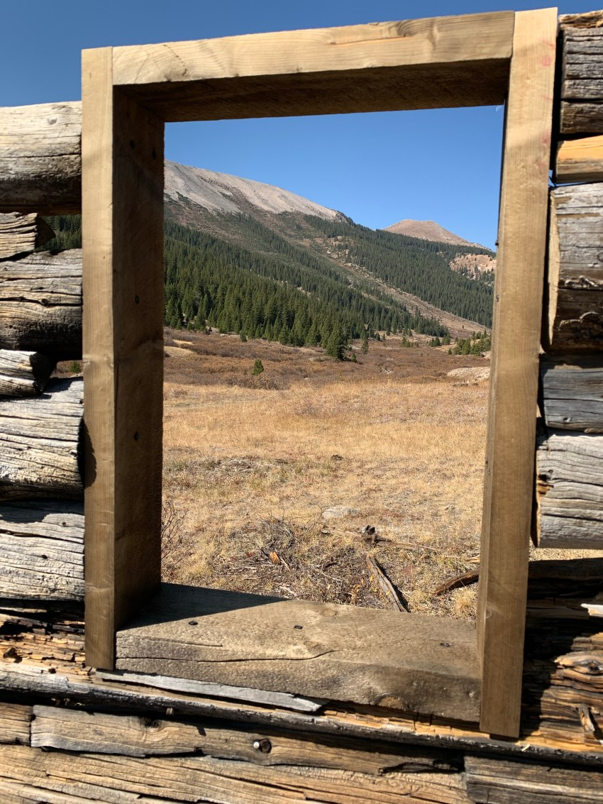 Independence Ghost Town, Colorado