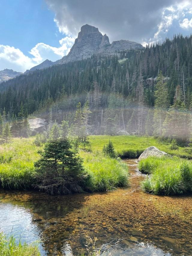 Hike to Black Lake RMNP