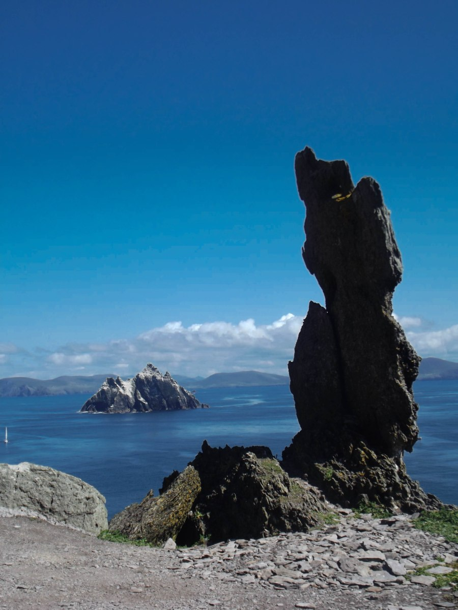 skellig michael kerry ireland star wars