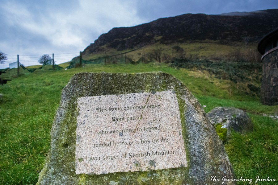 The Geocaching Junkie: February Hike - Slemish: St Patrick's Mountain