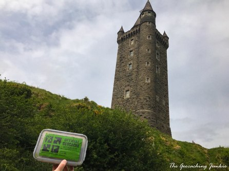 May Hike: Scrabo Country Park   The Geocaching Junkie