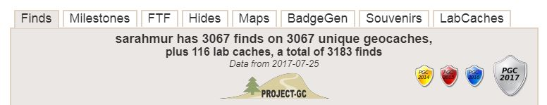 project gc lab caches