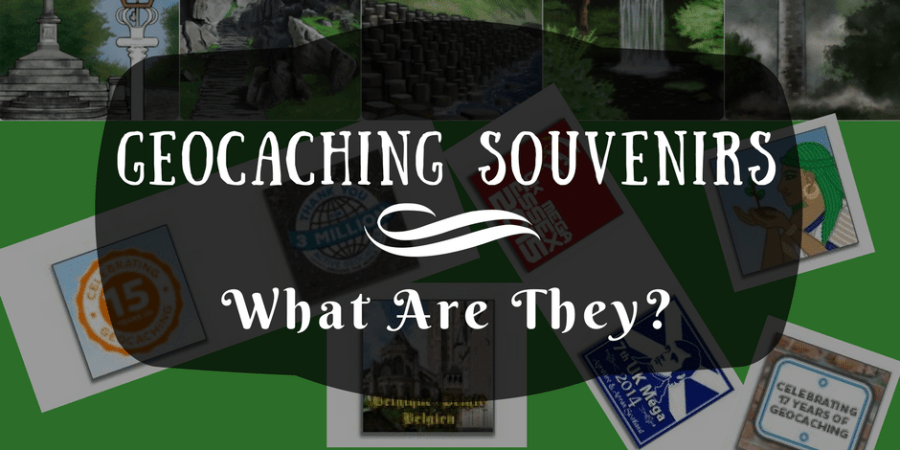 Wondering what geocaching souvenirs are and how you can earn them? Check this out!