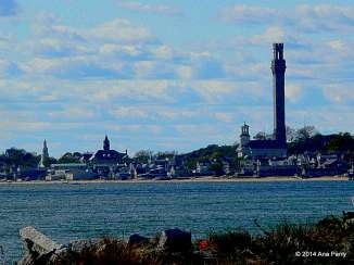 Cape Cod Bay, Provincetown Mass