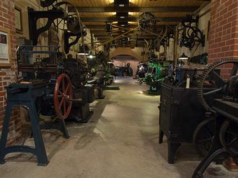 Machinery gallery