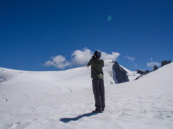 Another glacier photographer
